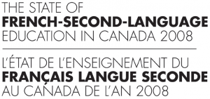Ltat de lenseignement du franais langue seconde au Canada
