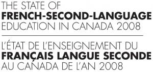 L'état de l'enseignement du français langue seconde au Canada